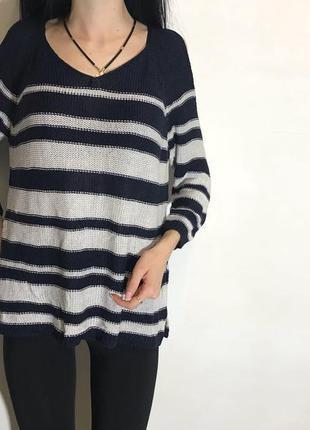 Женская кофта с открытыми плечами f&f