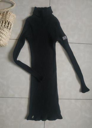 Вязане платтячко