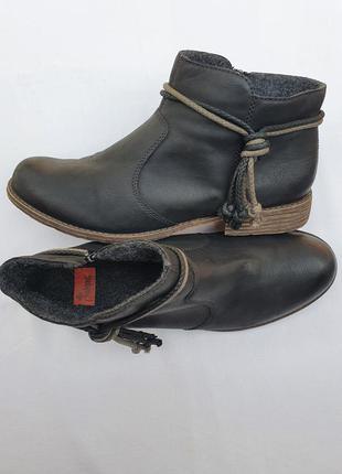Ботинки rieker р.43