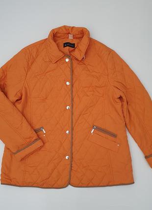 Куртка демисезонная на кнопках