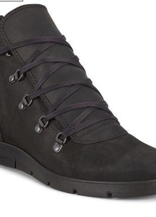 Женские, зимние ботинки ecco bella с hydromax    zw6677