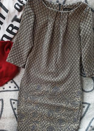 Нарядное платье вязка трикотаж с люрексом ⭐⭐⭐⭐⭐