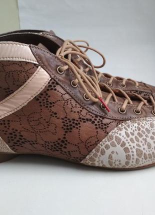 Кожаные ботинки think р.38 австрия