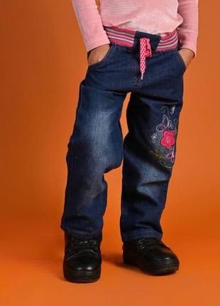 Дитячі джинси 6-7 років