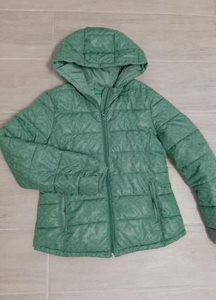 Курточка на девочку демисезон