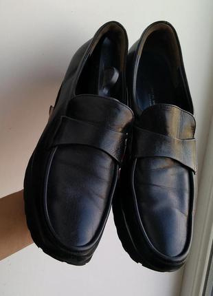 Оригинал kennel & schmenger туфли женские р. 42 кожа