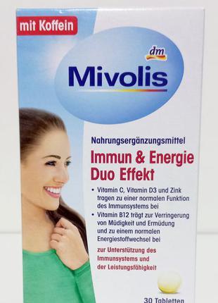 Mivolis immun & energy duo effekt витамины для укрепления иммунитета укрепление иммунной системы