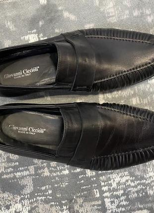 Туфли giovanni ciccioli идеальное состоняе 42,5 р