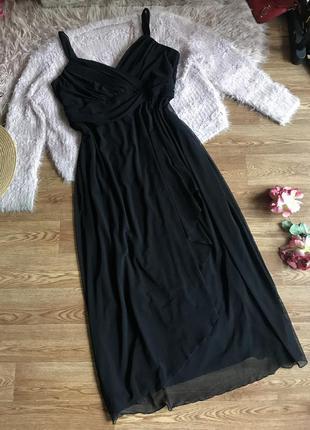 Платье-миди(2xl/3xl)