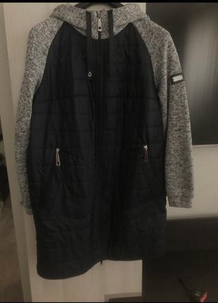 Куртка плащ кардиган пальто