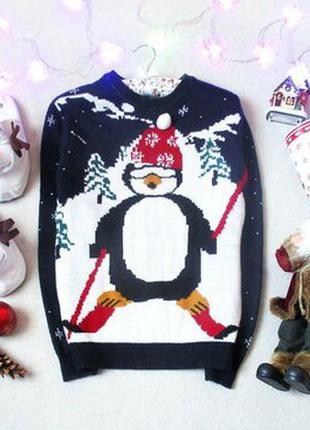 Новорічний свитер