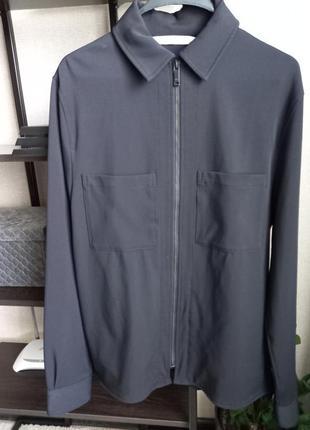 Курточка-рубашка, куртка рубашка, бомбер