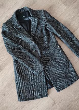 Пальто классическое oodji