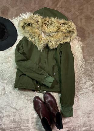 Курточка размер s