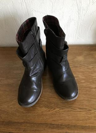 Осенние ботинки rocketdog