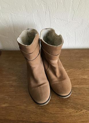 Ботинки berska