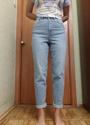 Женские mom-джинсы pieces