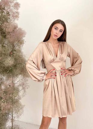 Женское платье, короткое платье, нарядное платье
