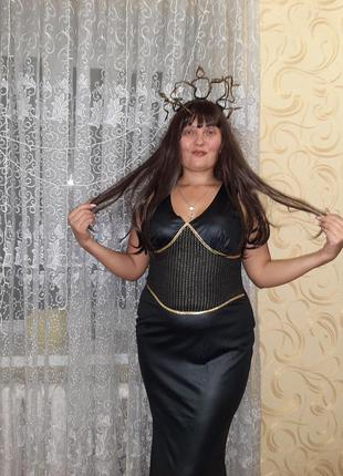 Платье медуза горгона