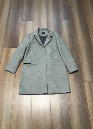Пальто ввд topshop