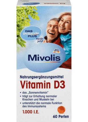 Mivolis витамины витамин d3