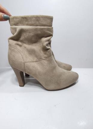 Женские ботинки р.39 (24,5 см)