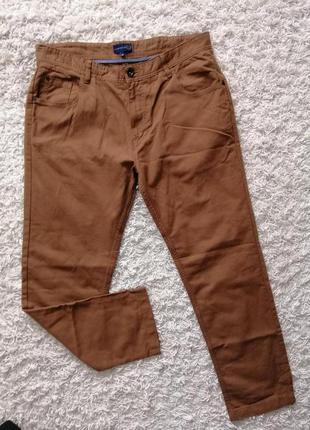 Новые мужские брюки lincoln 36/30