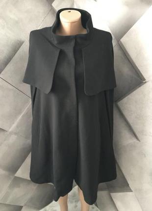 Пальто пончо накидка модная оригинал h&m