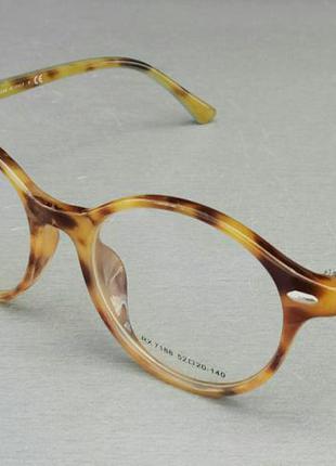 Ray ban очки унисекс имиджевые оправа для очков коричнево зеленая