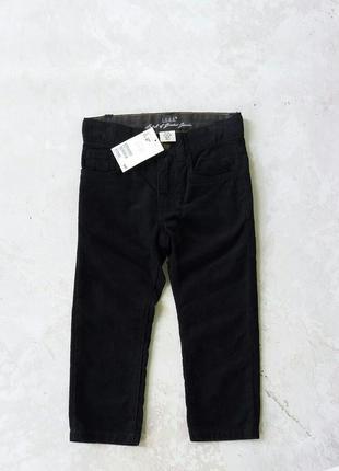 Нові вельветові штани, брюки для хлопчика h&m