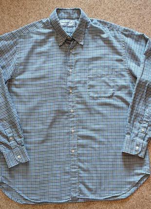 Винтажная рубашка burberrys of london