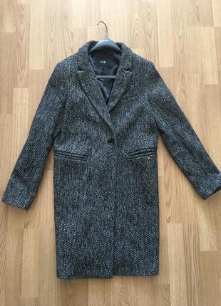Пальто oodji демисезон новое