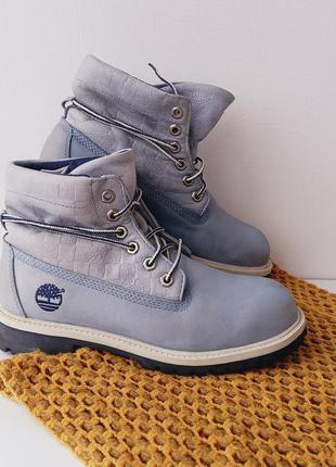 Женские ботинки timberland/жіночі шкіряні ботінки тімберланд
