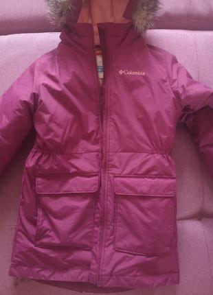 Куртка-парка columbia
