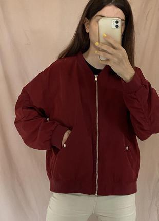 Куртка бомбер monki