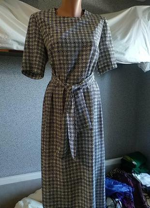 Платье винтаж шикарное