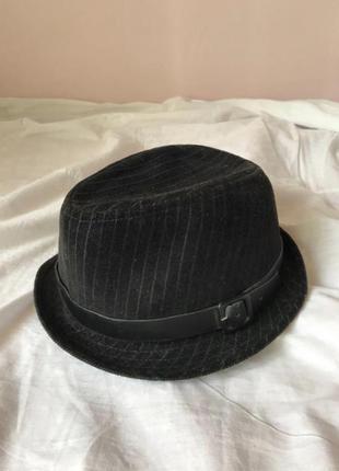 Шляпа на осень