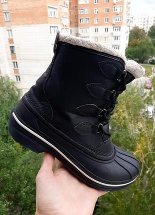 Crocs allcast ii boot w5 оригинальные сапоги кроксы