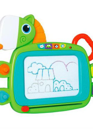 Магнитная доска для рисования hola toys пони, детская игрушка для творчества