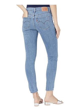 Красивые джинсы от levis 711