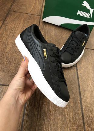 Новые брендовые кроссовки кеды puma в коробке оригинал из сша