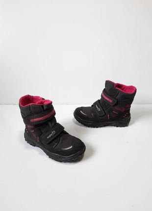 Ботинки superfit goretex