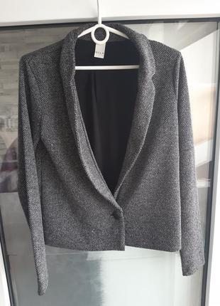 Укороченный пиджак vila