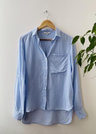 Полосатая рубашка / сорочка