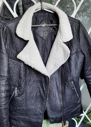 Куртка косуха ,очень стильная