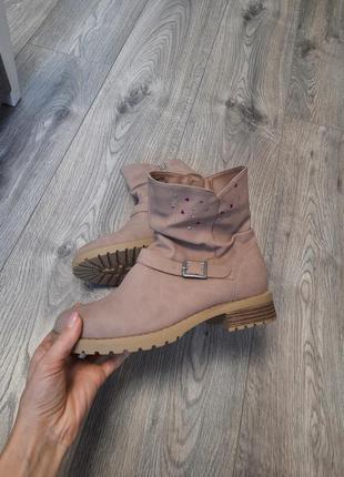 Ботинки сапожки зима pepperts 36