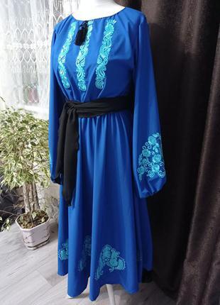 Плаття вишиванка зі знижкою