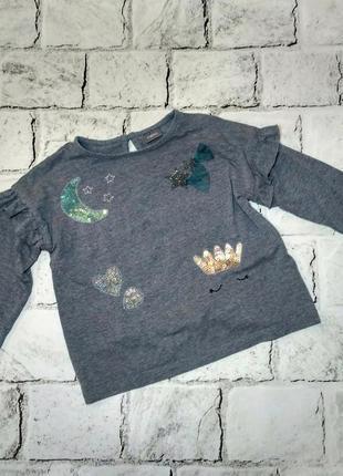 Кофта, свитер на девочку, 1,5-2 года, next