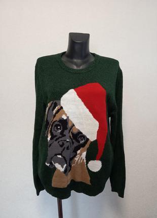 Тёплый свитер, унисекс