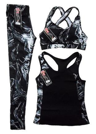 Спортивный костюм / спортивний комплект m/l, xl/xxl